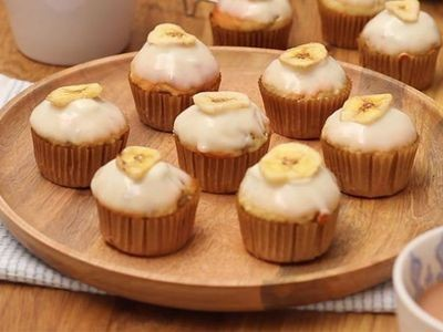 ripen banana with Muffins
