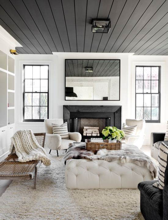 25 ceiling textures ideas for your room remodel or move - Ceiling paint color ideas ...