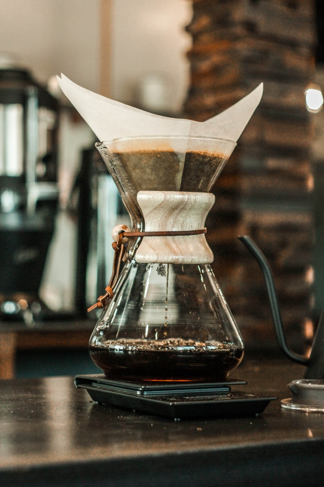 Chemex Pour Over Coffee Maker