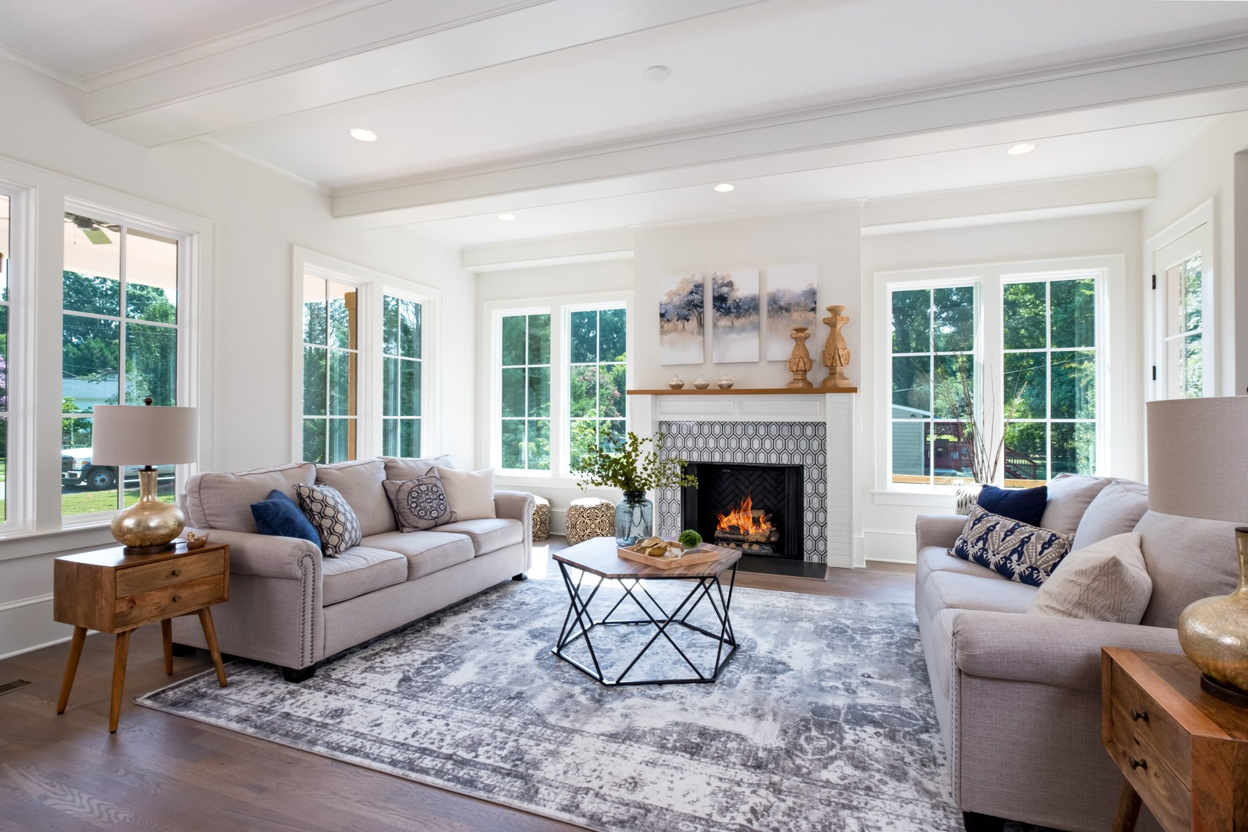 Considering Color Baseboard White