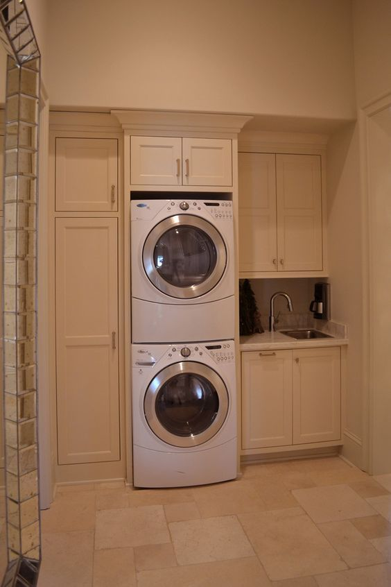 Room Cupboard Design Pictures: 27 Stylish Basement Laundry Room Ideas For Your House