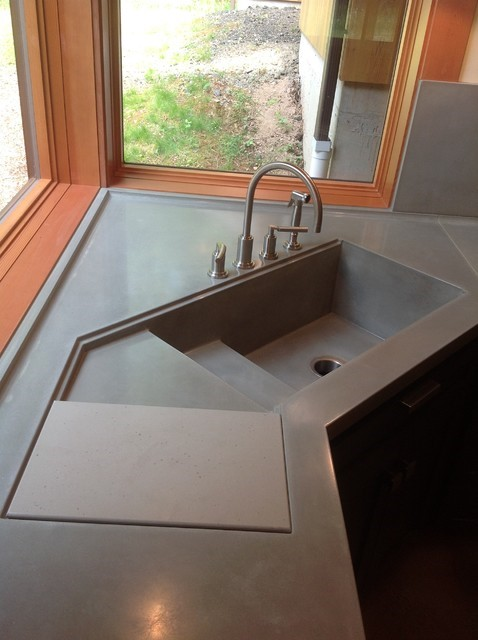 15 Awesome Corner Kitchen Sink Ideas Remodel Or Move