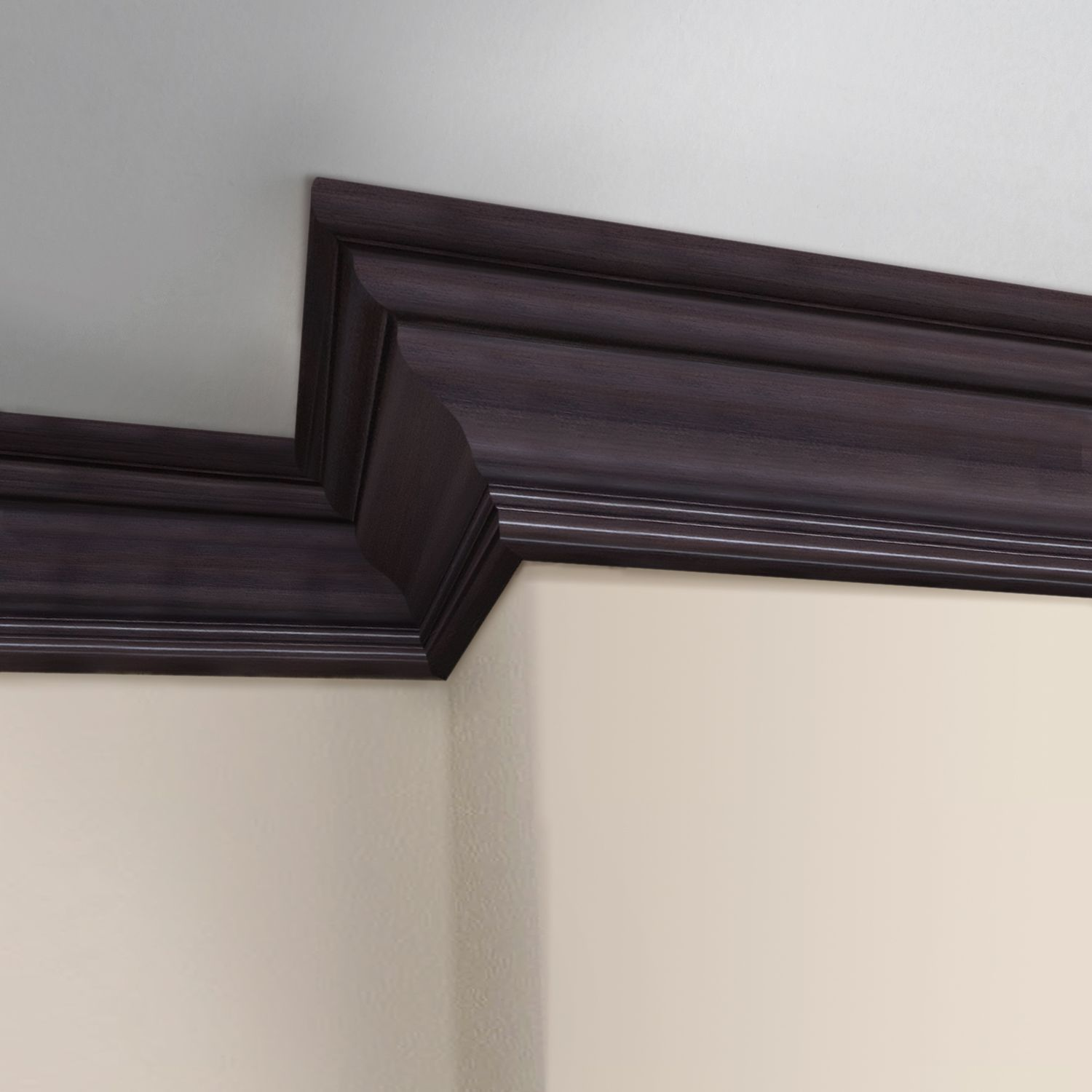 Sculpted Mid-Height Wall Trim
