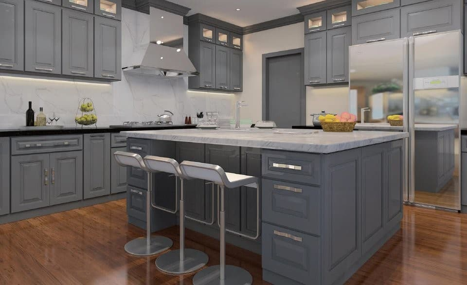 Shaker Cabinets(All You Need to Know) - Remodel Or Move