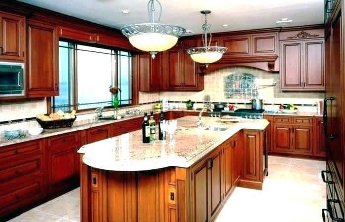 Traditional shaker cabinets