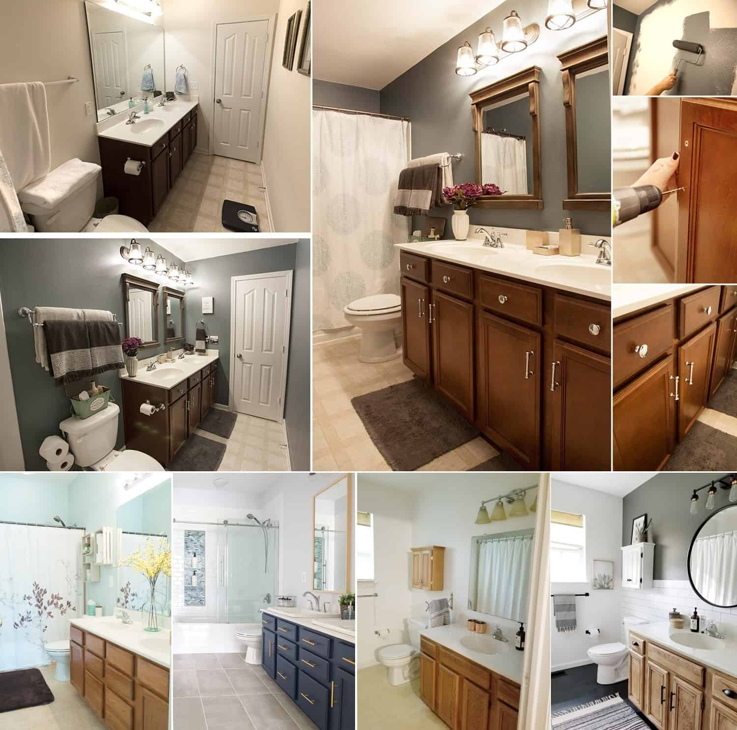 Diy Bathroom Remodels Remodel Or Move