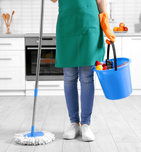 Do deep cleaning at least once in a month