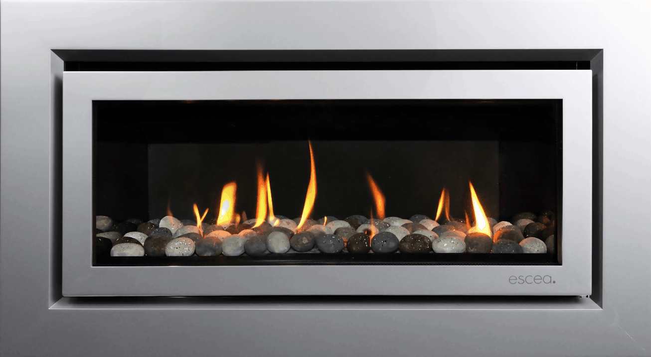 Easy-Peasy Gas Fireplace