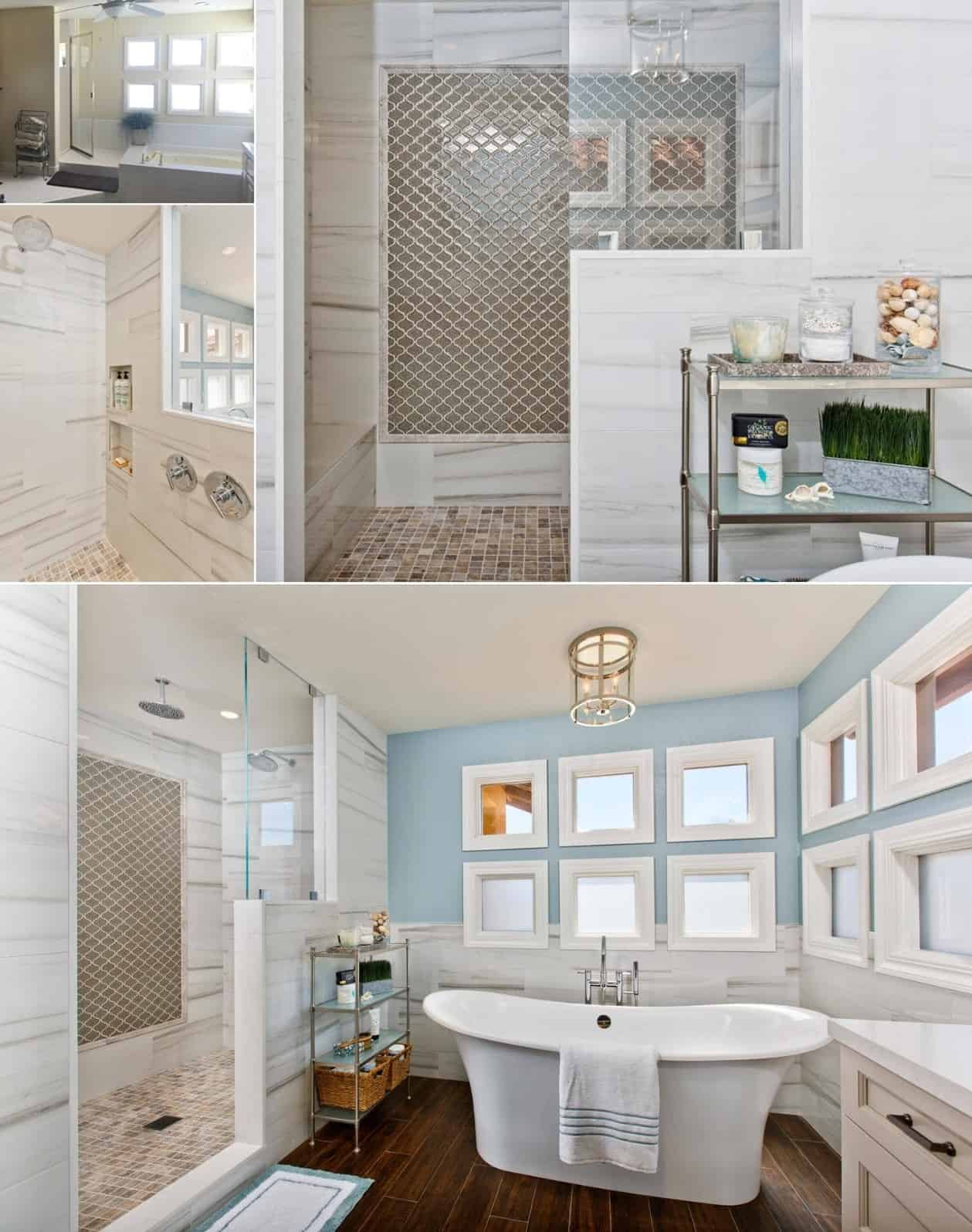 From an Ordinary Bath to a Spa