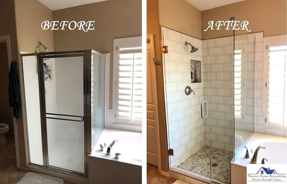 Shower Remodel Ideas Or Move