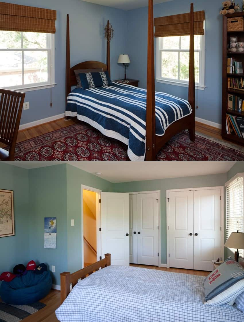 bedrooms for kids upstairs
