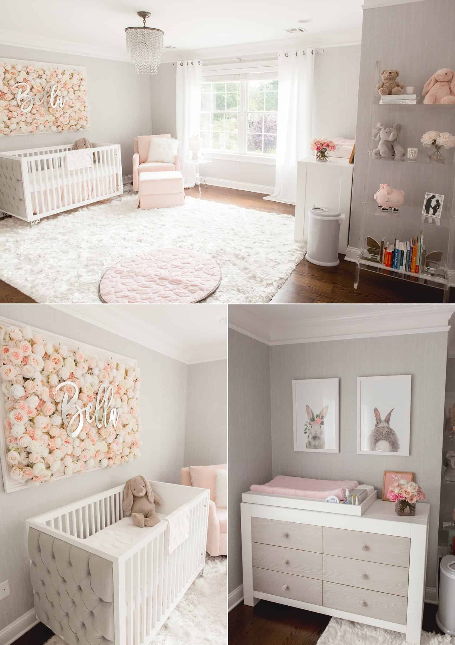 Baby Girl Bedroom Ideas - Remodel Or Move on Girls Room Decor  id=54627