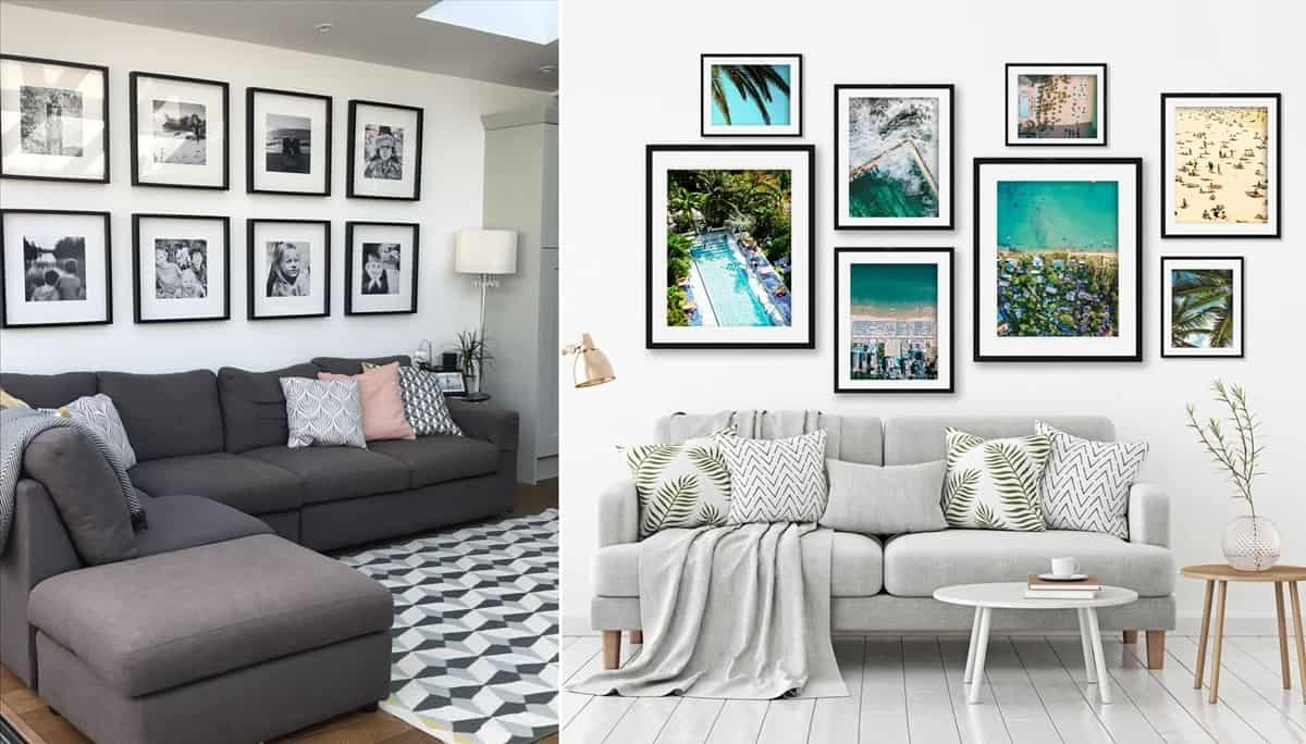 22 Living Room Wall Decor Ideas Remodel Or Move