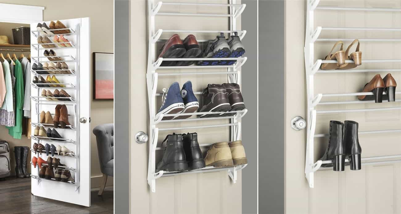 20 Smart Ways To Store Shoes In Small Spaces