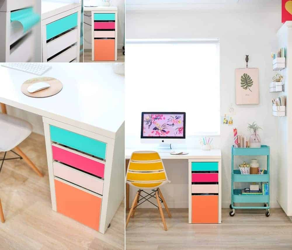 adhesive-vinyl-sheets-ikea-desk-hack-1340828