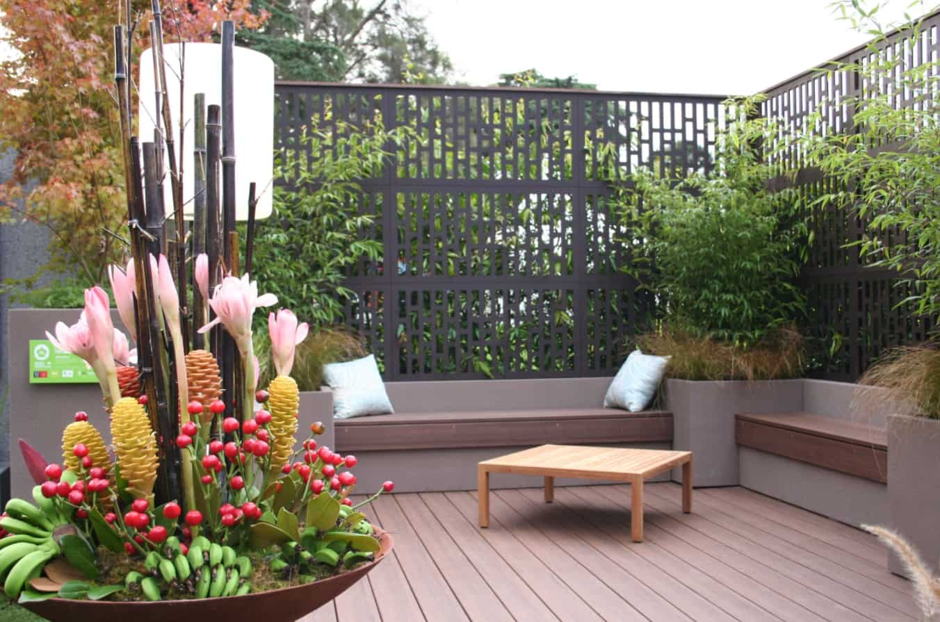 Aluminum Outdoor Privacy Screen