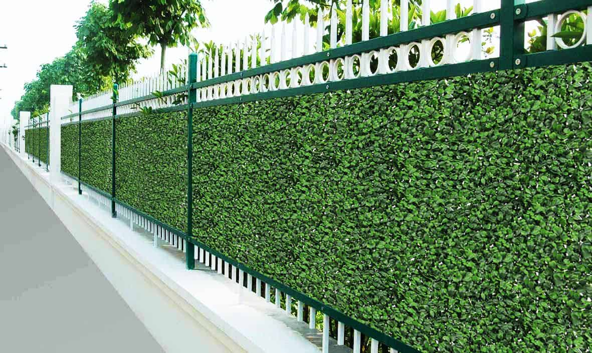 Artificial Hedge Outdoor Privacy Screen