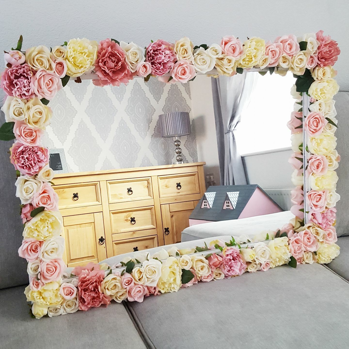 21 Diy Vanity Mirror Ideas Remodel Or Move