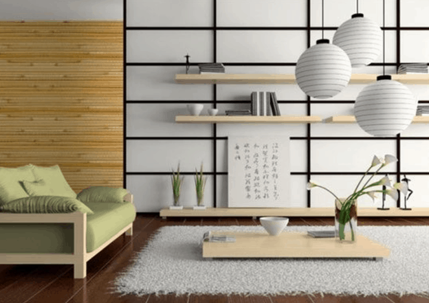Use Minimalist Designs and leave room for space