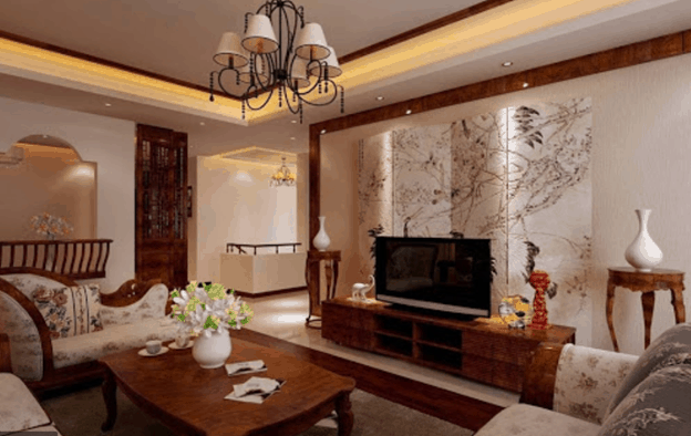 Decorate with Asian-style Furniture