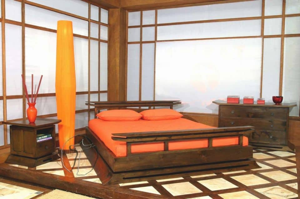 Fabulous Orange Bedroom Decorating Ideas And Designs intended for Chinese Bedroom Decorating Ideas