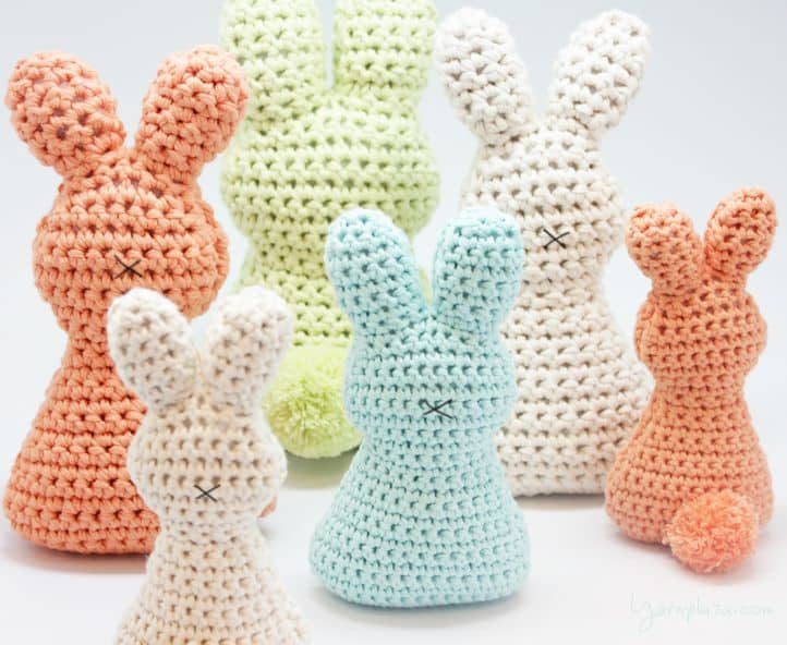 Simple Easter Bunny