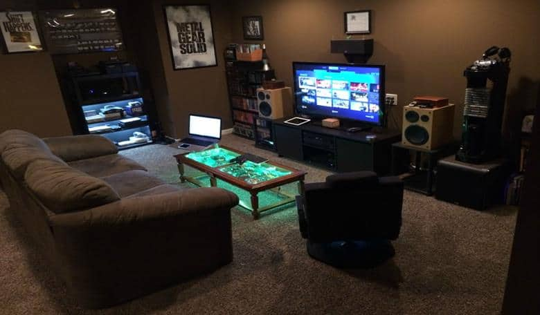 13 Gaming Room Ideas That You Ll Like Remodel Or Move