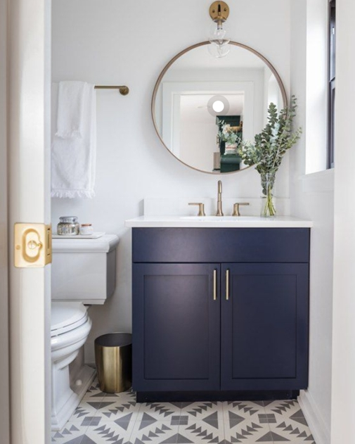 13 Amazing Small Bathroom Vanity Ideas You Can Try Easily Remodel Or Move