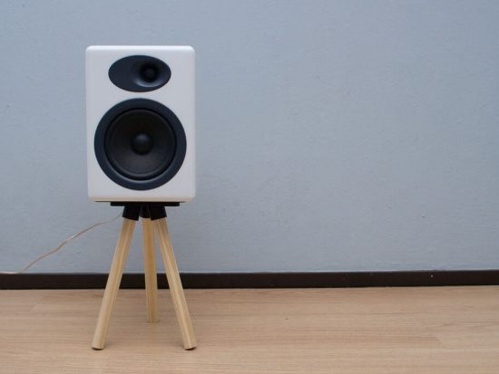 DIY Speaker Stands Ideas