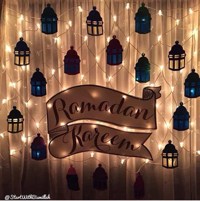 DIY Ramadan Decorations
