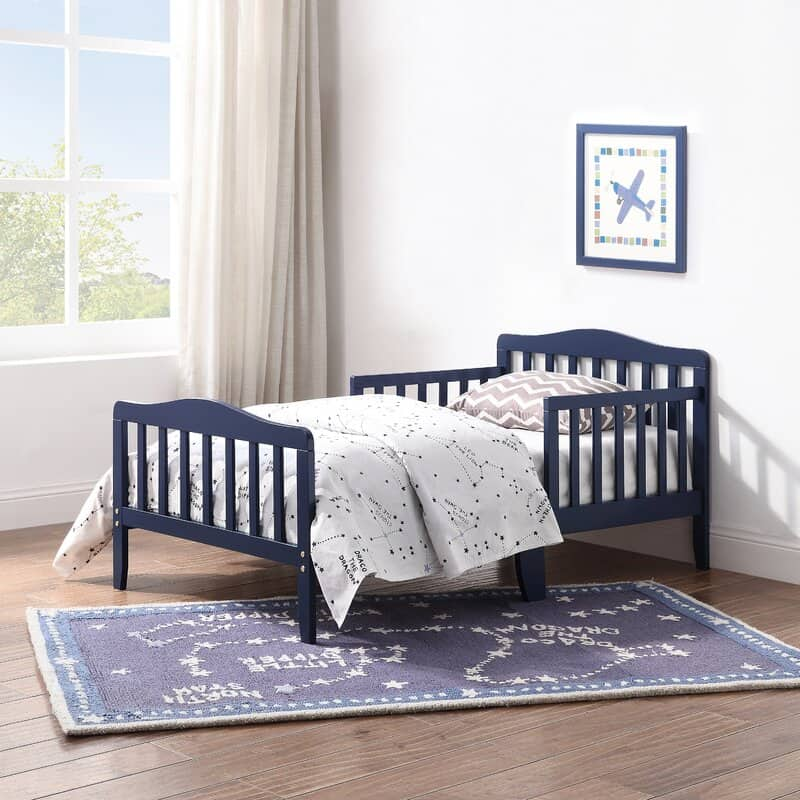 DIY a Basic Toddle Bed