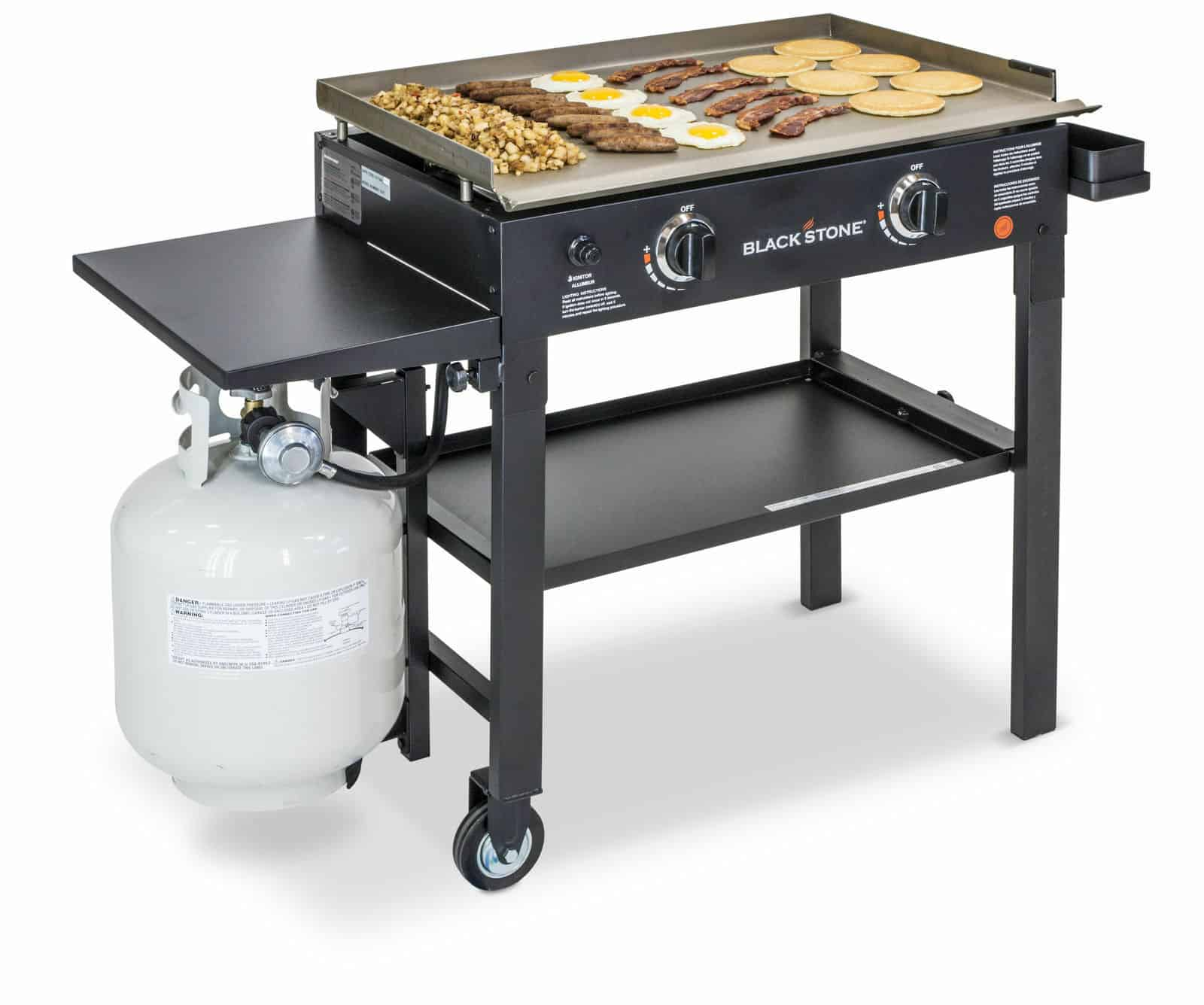 DIYPortable Grill Station