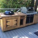 20 Best DIY Grill Stations to BBQ at Home