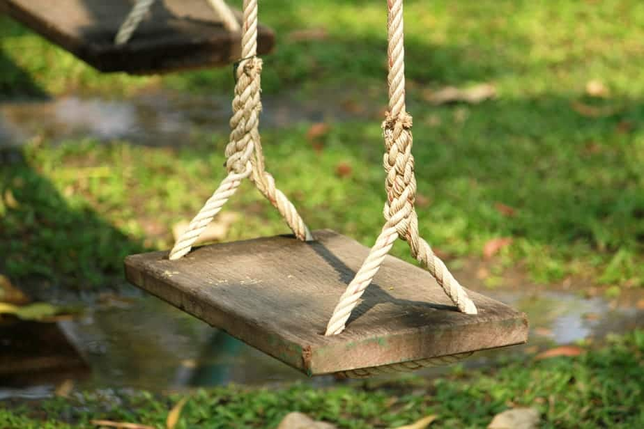 Hang a Swing and Have Fun